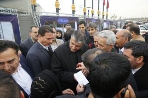 رسیدگی به مشکلات مردم البرز توسط وزیر راه و شهرسازی