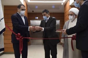 افتتاح بیمارستان چشم پزشکی نور البرز در فردیس با حضور دکتر شهبازی استاندار البرز